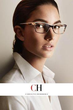 496e4ffe0bf CH Carolina Herrera Eyewear Spring 2016 (Carolina Herrera) Mario Testino -  Photographer Lily Aldridge - Model