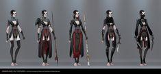 Dragon Age 2 Elf Costumes by joy-ang on DeviantArt