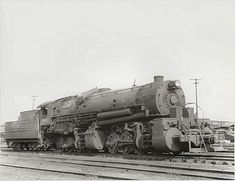 0-8-8-0 #8701 of the New York Central Railroad at Detroit, Michigan in 1921. This is a transfer locomotive.