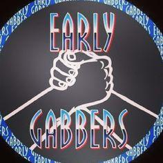 On instagram by ravingabberina #gabber #gabbermadness (o) http://ift.tt/1Sq0xcH ina #early #earlygabbers #hardcore4life