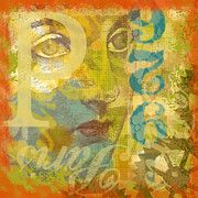 1926.  Typography, Mixed Media, Collage Art