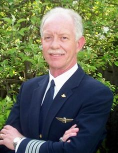 """Chesley """"Sully"""" Sullenberger - Born in Denison, Texas. American airline transport pilot (ATP), safety expert, and accident investigator. Sullenberger gained fame when he successfully ditched US Airways Flight 1549, which had been disabled by striking a flock of Canada geese during its initial climb out, in the Hudson River off Manhattan, New York City, on January 15, 2009. All of the 155 passengers and crew aboard the aircraft survived."""