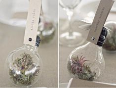 {DIY} Segnaposto fai da te | Wedding Wonderland
