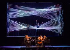 Gabriel Calatrava designs rope installation for 92Y in New York