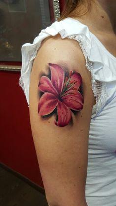 Lilium Instagram; @jonatattoo  Fb page; @jona tattoo  art  Email;jonatattoo@email.it