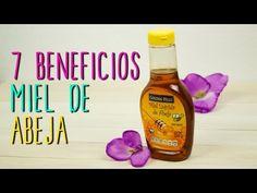 Beneficios de la Miel de Abeja - 7 Tips para Belleza y Salud + Mensaje Especial - YouTube