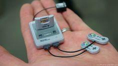 Mini Nintendo NES #SendATeddy