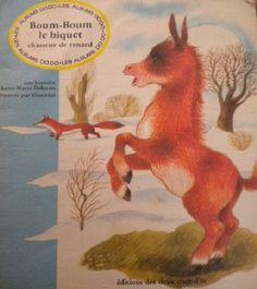 Boum Boum le biquet chasseur de renard