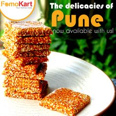 We have included some of the best brands of Pune to our list. Check out our collection of sweet and savouries now at www.fomokart.com