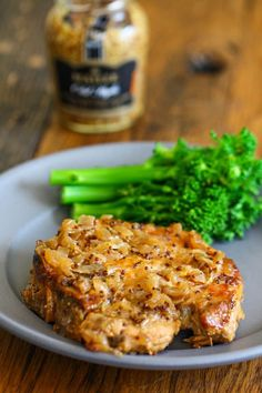 Crock Pot Maple Dijon Pork Chops|These were great! My 4yr old gobled them up and its only 9am and Im looking forward to having these leftovers for lunch! Easy and quick. Minimal ingredients and healthy...as long as real maple syrup is used, not the Aunt Jemima stuff! Will make again, and soon!