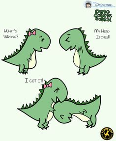 Cute Dinosaur Card T Rex I Love You This By Darkroomanddearly