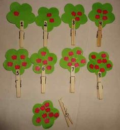 pinzas y troncos