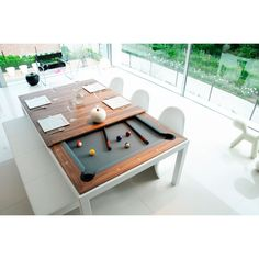 Mesa billar Fusion Tables - OcioHogar.com