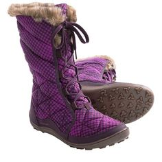 Columbia Sportswear Minx Mid Winter Boots - Omni-Heat® (For Women)