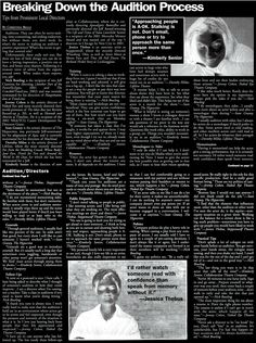 PerformInk; June 6, 2003