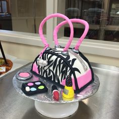 My cake purse project