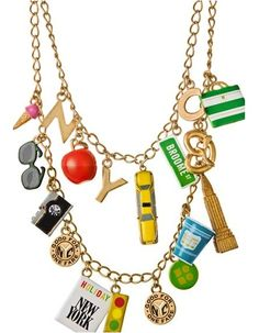 Kate Spade NYC necklace