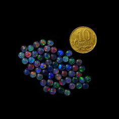 Opal Triplets 4mm round