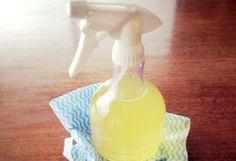 Citrusspray - a természetes tisztítószer!