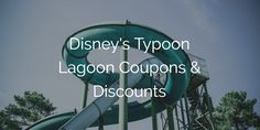 Disney's Typhoon Lagoon Coupons & Discounts | 2016 | Lake Buena Vista, Florida — The Know and Go: USA Vacation Travel Coupons & Discounts http://www.theknowandgo.com/typhoonlagooncoupons #disney #typhoonlagoon #coupons #discounts #travel #vacation