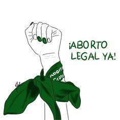#MEXICOESPROABORTO Illustrations