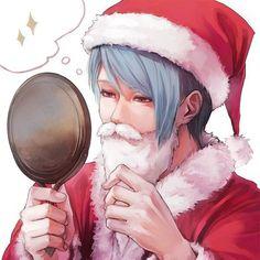 Tokyo Ghoul. MERRY CHRISTMAS