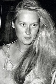 Meryl Streep, New York, 1979