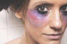 Borboleta Carnaval  Olho Glitter  Make: Vanessa Rozan  Por Carol Farina