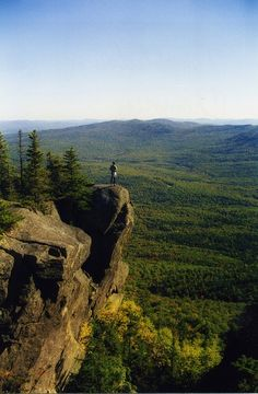 Tumbledown Mountain, Maine | Most Beautiful Pages