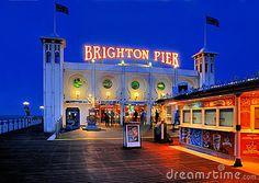 10 Reasons to Visit Brighton, U. The Brighton Pier Brighton England, Brighton City, Visit Brighton, England Uk, Brighton Sussex, London Brighton, Serviced Apartments, Summer Bucket Lists, Travel Goals