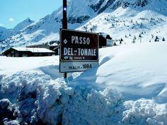 Passo del Tonale (1884 m) - Alpi Centrali