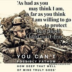 """And I will strike down upon thee with great vengeance and furious anger those who attempt to poison & destroy my brothers. And you will know I am the Lord when I lay my vengeance upon you. Military Humor, Military Life, Military History, My Marine, Marine Corps, Motivational Military Quotes, Marine Quotes, Usmc Quotes, Qoutes"