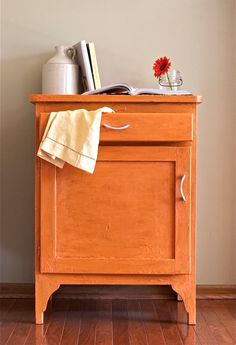 Furniture Upcycle with Chalk Paint® Decorative Paint by Annie Sloan - offbeat + inspired