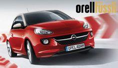 """Gewinne mit Orell Füssli und ein wenig Glück einen #Opel Adam """"Open Air"""", oder #Bargeld im Wert von CHF 18'000.-. https://www.alle-schweizer-wettbewerbe.ch/gewinne-opel-adam-oder-bargeld/"""