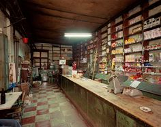 Series: Stories - old stores in rural areas: via L E N S C R A T C H Rural Area, Shop Interiors, Fine Art Photography, Abandoned, Image Search, Sweet Home, Gallery, Work Spaces, Hardware