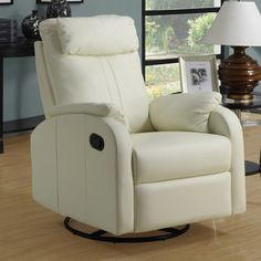 Monarch Specialties Inc. Monarch Specialties Inc. Chaise Recliner