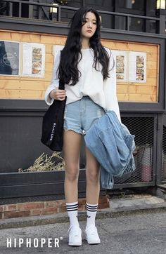 Very cute & sarangseureowo~ Karen ❤ 패션 Korean Street Fashion | Official Korean Fashion #koreanstreetfashion,