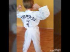 Boy is 7 years old:Teakwon-do - YouTube