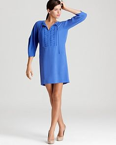 DIANE von FURSTENBERG Dress - Iliana Embellished | Bloomingdale's