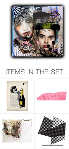 """""""Geen titel #32629"""" by lizmuller ❤ liked on Polyvore featuring art"""