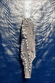 24x36 Poster Aircraft Carrier Uss Harry S. Truman by HistoryPrints
