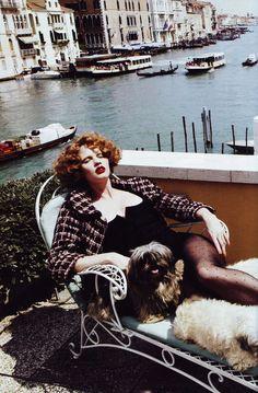 Peggy Guggenheim's Venice by Karl Lagerfeld