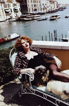 Peggy Guggenheim's Venice by Karl Lagerfeld