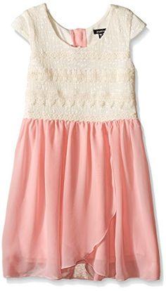 Zunie Big Girls Cap Sleeve Sweater Knit Top With Chiffon Skirt, Ivory Blush, Small ZUNIE http://www.amazon.com/dp/B0187VGWNC/ref=cm_sw_r_pi_dp_qUt9wb1Y8FWGK