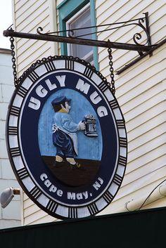 Ugly Mug, Cape May, NJ - pumpkin martinis -- yummy!