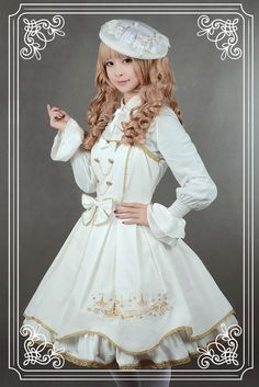 Soufflesong | classic lolita.