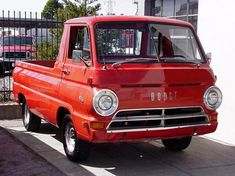 Dodge A100 Truck Van - Want So Bad