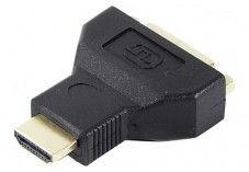 Adaptateur signal DVI-D Femelle / HDMI Mâle type A