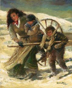 Pioneer woman story