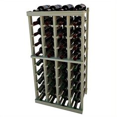 Wine Cellar Innovations Vintner Series 47 4Column Wine Rack * You can get more details by clicking on the image. (This is an affiliate link) #WineRackeCabinets